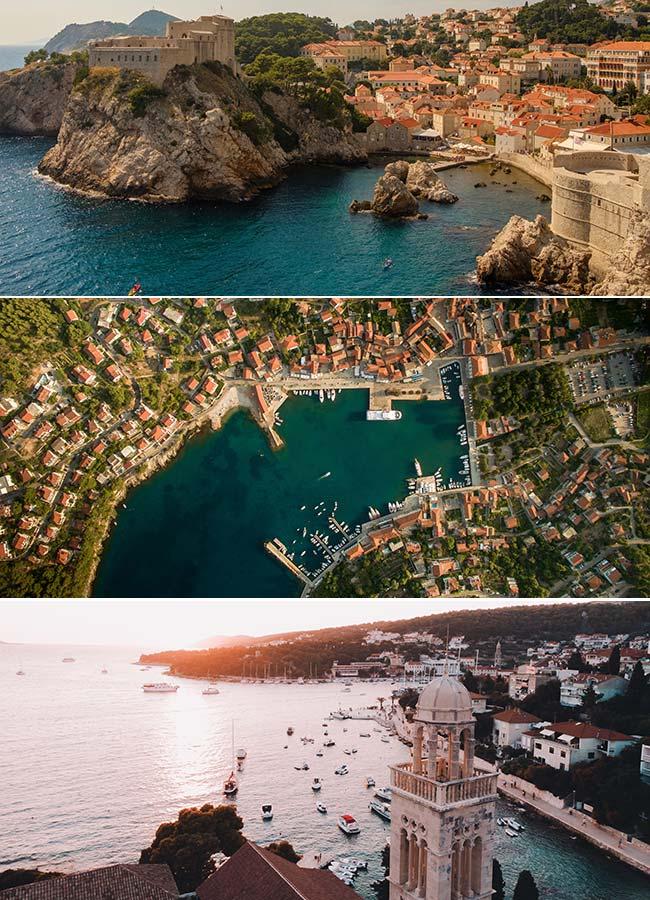 SailingCroatiaMediterraneanTowns