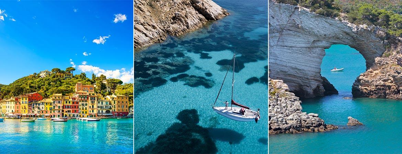 Sailing Italy