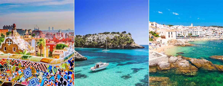Sailing Spain