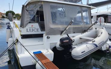 Fountaine Pajot Lucia 40 Luce, A/C - Generator, A/C, Watermaker