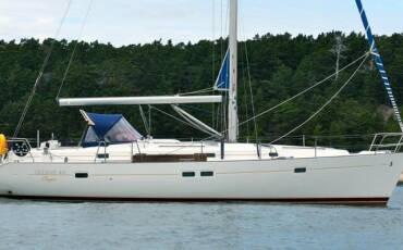 Oceanis Clipper 411, Ana Marija